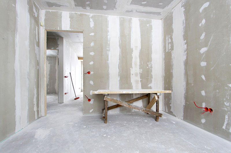 Morgan Hill Drywall Installation